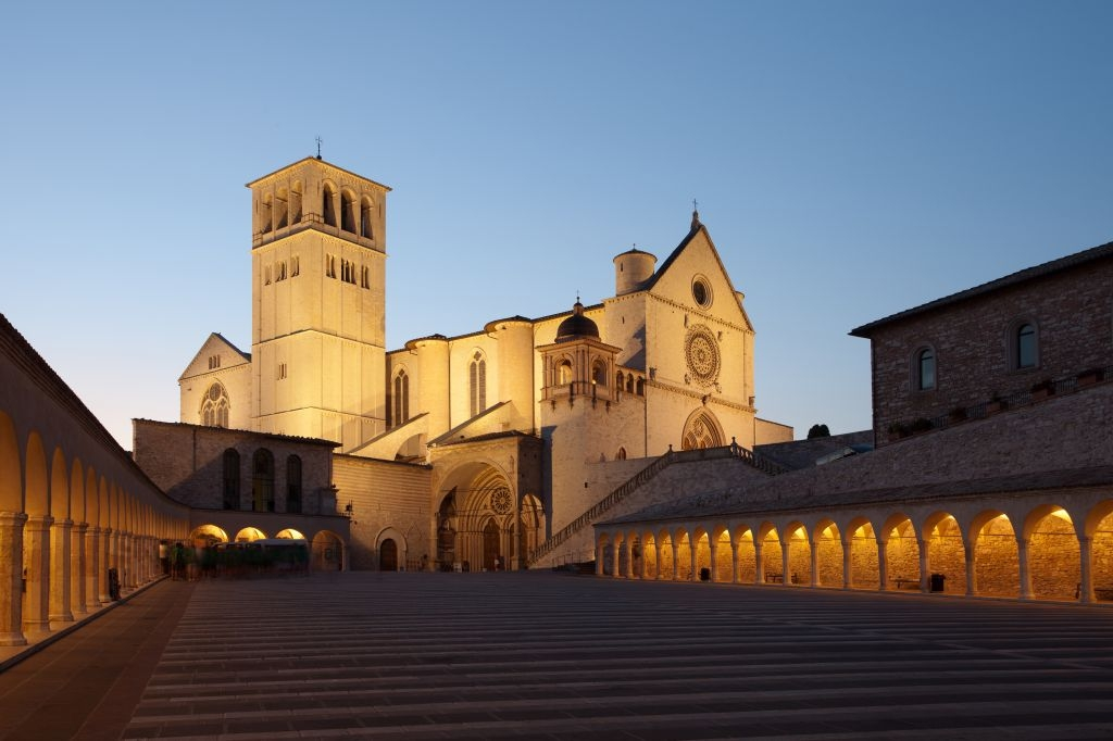 A Tale of Two Hill Towns--Cortona & Assisi