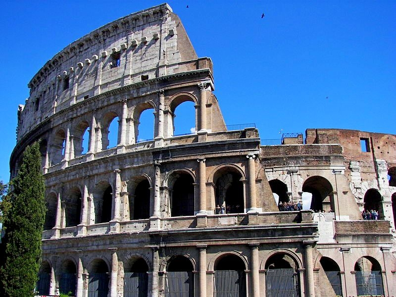 Ancient Rome + Best of Rome--Shore Excursion