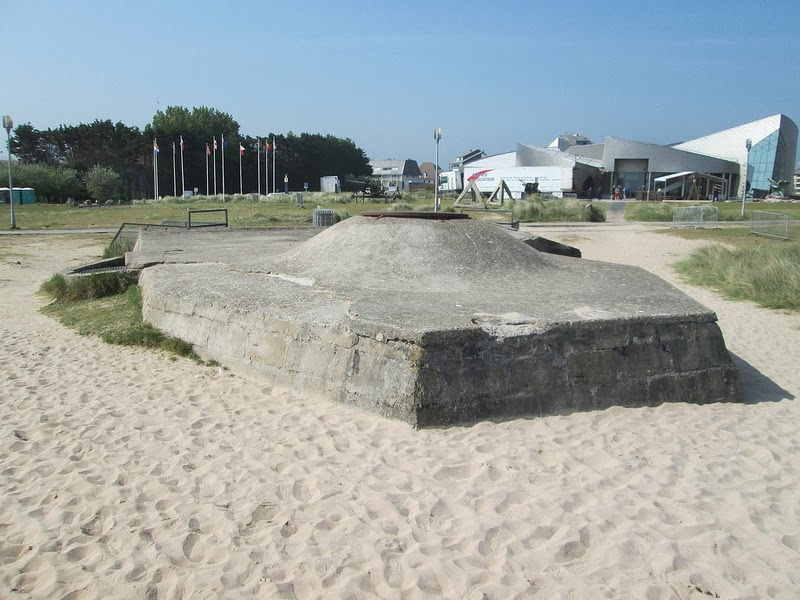 Bayeux Tapestry & Juno Beach