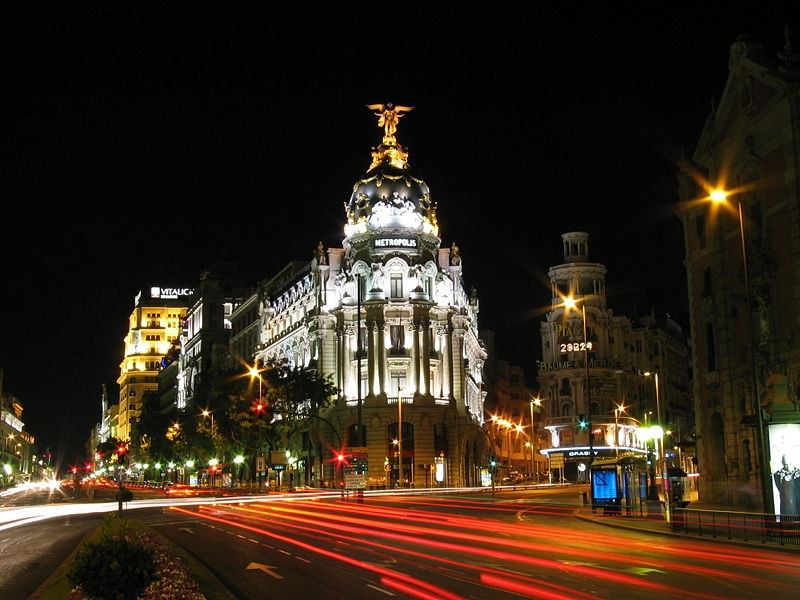 Madrid Private Driving Tour