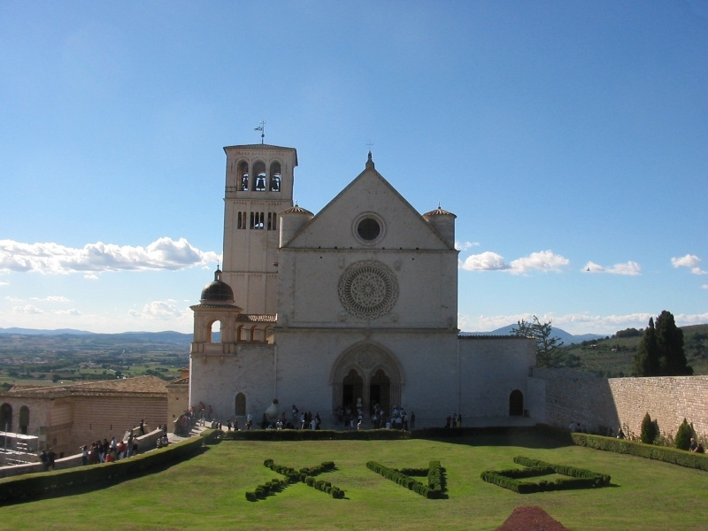 Assisi--City of a Saint