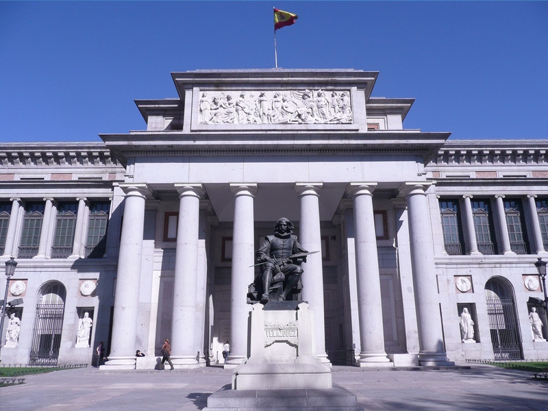 Madrid Walking Tour + Prado Museum